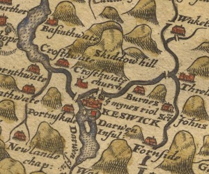 The Royal Mines in Keswick in 1576