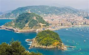 San Sebastian today