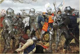 The Battle of Wakefield, 1460